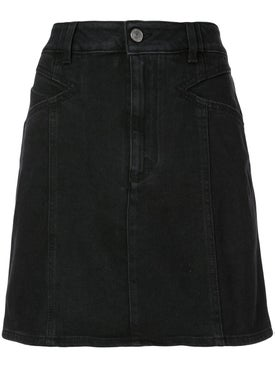 Givenchy - Mini Denim Skirt - Women