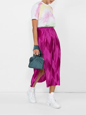 Givenchy - Zig-zag Pleated Skirt - Women