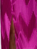 Givenchy - Zig-zag Pleated Skirt - Women