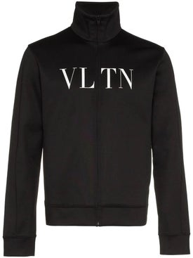 Valentino - Vltn Track Jacket Black - Men