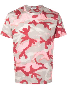 Valentino - Camo T-shirt - Men