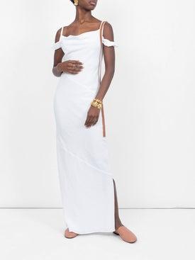 Loewe - Cold Shoulder Dress - Women