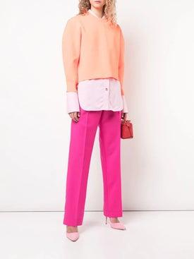 Loewe - Straight Leg Trousers - Women
