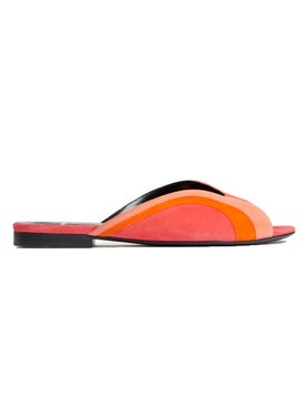 Pierre Hardy - Pink Rainbow 10m Sandal - Women