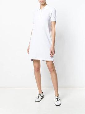 Thom Browne - A-line Polo Dress - Women
