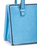Loewe - Blue Postal Bag - Women