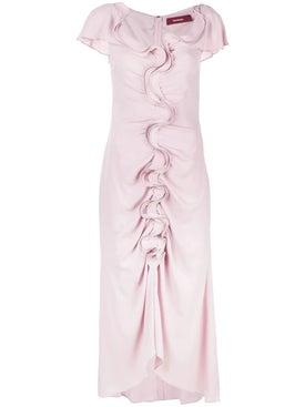 Sies Marjan - Long Asymmetric Dress - Women