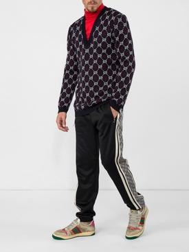 Diamond wool sweater MULTICOLOR
