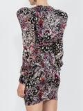Dundas - Devore Mini Dress - Women