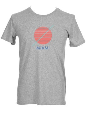 No/one - Grey Miami T-shirt - Women