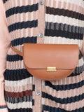 Wandler - Tan Big Anna Buckle Belt Bag - Women