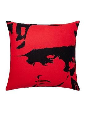 Calvin Klein X Andy Warhol Dennis Hopper pillow PINK