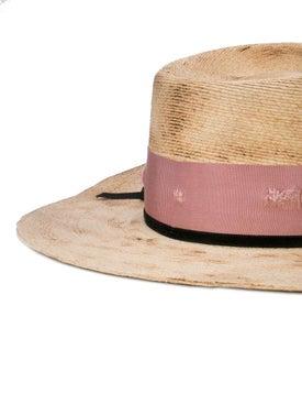 Nick Fouquet - Pepe Fanjul Straw Hat - Men