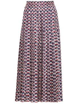 Valentino - Scale Twill Skirt - Women