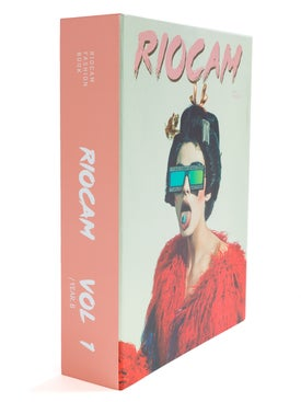 The Webster - Riocam Fashion Book Vol. 1 Year 6 - Home