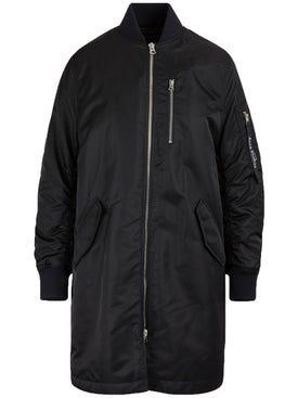 Acne Studios - Ophra Nylon Long Bomber Jacket - Women