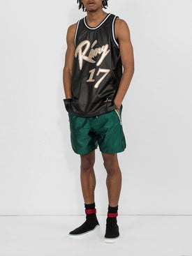 Just Don - Remy Martin X Just Don Limited Edition Leather Jersey - Men