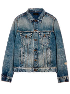 Alanui - Landscape Denim Jacket - Women