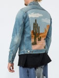 Alanui - Landscape Denim Jacket - Women