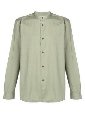 Acne Studios - Casual Button Down Green - Clothing