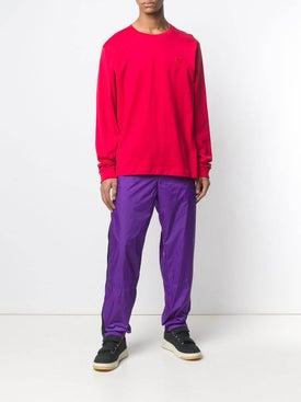 Acne Studios - Phoenix Track Pants Purple - Men