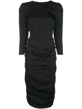 Attico - Drape Dress - Women