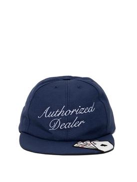 AUTHORIZED DEALER CAP Navy