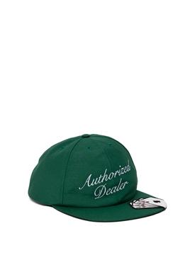 AUTHORIZED DEALER CAP Green