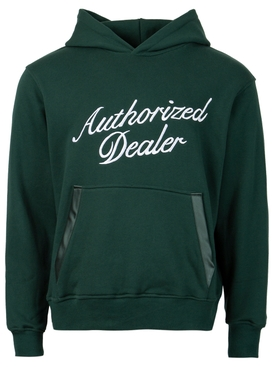 AUTHORIZED DEALER HOODIE Green