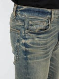 Amiri - Dirty Indigo Stack Jeans - Men