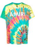 Amiri - Rainbow Tie Dye T-shirt - Men