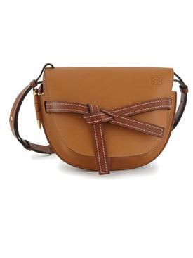 Small Gate Bag, Light Caramel
