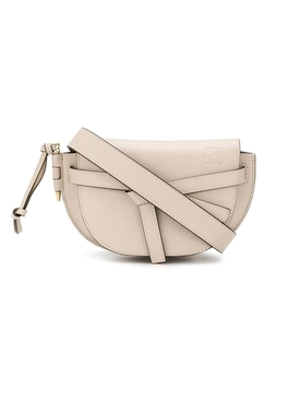 Loewe - Gate Bumbag Light Oat - Women