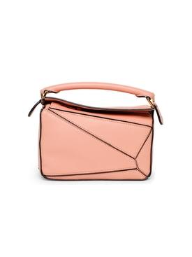 Mini Puzzle Bag Blossom Pink