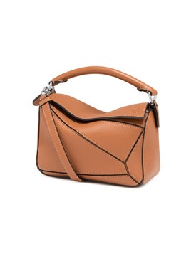 Loewe - Puzzle Mini Bag Tan - Women