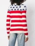 Saint Laurent - Stars And Stripes Sweater - Women