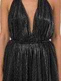 Saint Laurent - Asymmetric-hem Dress - Women