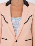 Saint Laurent - Single Breasted Blazer - Women