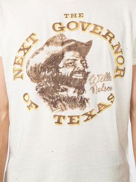 Madeworn - Willie Nelson T-shirt - T-shirts