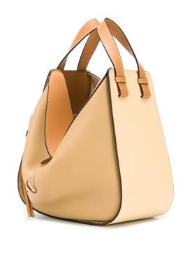 Vanilla and Dune Small Hammock Handbag