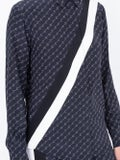 Stella Mccartney - Odette Silk Monogram Shirt - Women