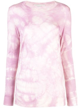 Stella Mccartney - Tie-dye Jumper - Women