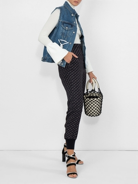 Tapered Julia Trousers BLUE