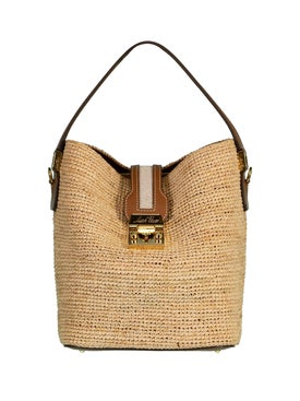 Mark Cross - Murphy Raffia Acorn - Women