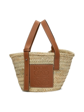 X PAULA'S IBIZA SMALL BASKET BAG