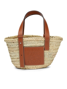 Small Classic Basket Bag Natural