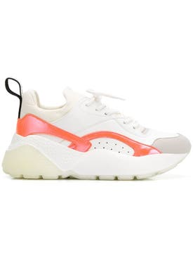 Stella Mccartney - White Eclypse Sneakers - Women