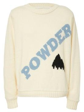 The Elder Statesman - Powder Instarsia Cashmere Pullover - Men