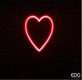 LARGE NEON HEART LIGHT