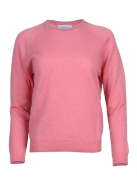 Mila light cashmere jumper BLUSH